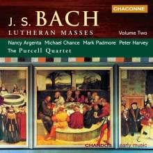 Johann Sebastian Bach (1685-1750): Messen BWV 233 & 236, CD