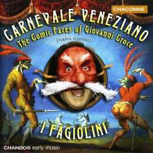 Carnevale Veneziano - The Comic Faces of Giovanni Croce, CD