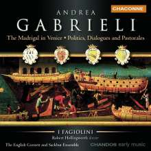 Andrea Gabrieli (1510-1586): Madrigale - The Madrigal in Venice, CD