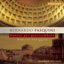 Bernardo Pasquini (1637-1710): Sonate per Gravicembalo, CD