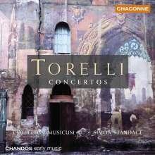 Giuseppe Torelli (1658-1709): Concerti grossi op.8 Nr.2,4-6,8,9,11, CD