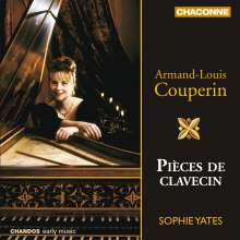 Armand Louis Couperin (1725-1789): Pieces de Clavecin, CD