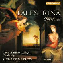 Giovanni Pierluigi da Palestrina (1525-1594): Offertoria (1593), CD