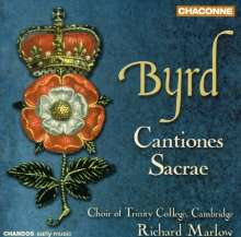 "William Byrd (1543-1623): 14 Motetten aus ""Cantiones Sacrae"" 1589 & 1591, CD"