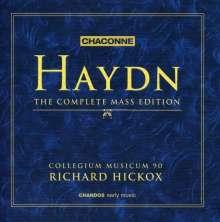Joseph Haydn (1732-1809): Messen Nr.1-14, 8 CDs