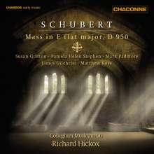 Franz Schubert (1797-1828): Messe Es-dur D.950, CD