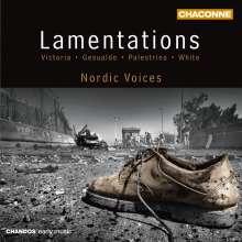 Nordic Voices - Lamentationes, CD