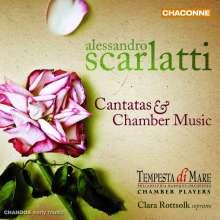 Alessandro Scarlatti (1660-1725): Kantaten & Kammermusik, CD