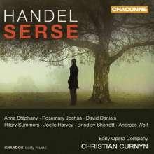 Georg Friedrich Händel (1685-1759): Xerxes HWV 40 (Serse), 3 CDs