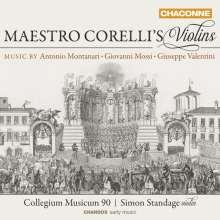 Maestro Corelli's Violins, CD