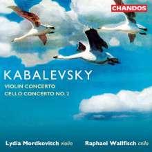Dimitri Kabalewsky (1904-1987): Cellokonzert Nr.2 op.77, CD