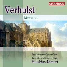 Johannes Verhulst (1816-1891): Messe op.20, CD