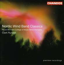 Royal Northern College of Music Wind Orchestra - Nordic Wind Band Classics, CD