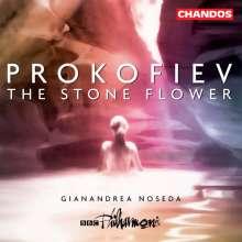 Serge Prokofieff (1891-1953): Die Steinerne Blume - Ballettmusik op.118, 2 CDs