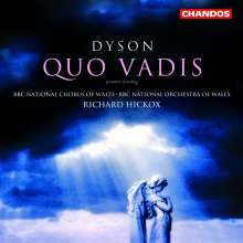George Dyson (1883-1964): Quo vadis - A Cycle of Poems, 2 CDs
