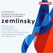 """Alexander von Zemlinsky (1871-1942): Bühnenmusik zu Shakespeares """"Cymbeline"""", CD"""