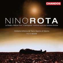 Nino Rota (1911-1979): La Strada (Ballettsuite), CD