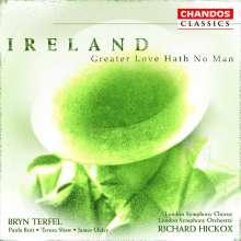 John Ireland (1879-1962): Lieder, CD