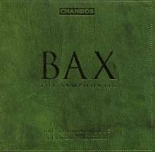 Arnold Bax (1883-1953): Symphonien Nr.1-7, 5 CDs