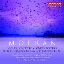Ernest Moeran (1894-1950): Cellokonzert, CD
