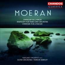 Ernest Moeran (1894-1950): Symphonie g-moll, CD