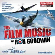 Ron Goodwin (1925-2003): Filmmusik: Filmmusik, CD