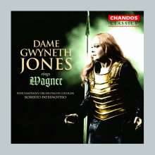 Gwyneth Jones singt Wagner-Arien, CD