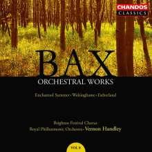 Arnold Bax (1883-1953): Chorwerke, CD