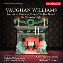 Ralph Vaughan Williams (1872-1958): The First Nowell, CD