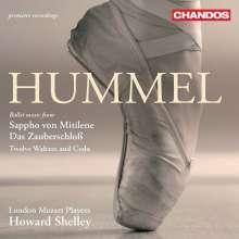 Johann Nepomuk Hummel (1778-1837): Sappho von Mitilene (Ballettsuite) op.68, CD