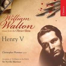 William Walton (1902-1983): A Shakespeare Scenario, CD