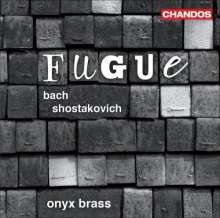 Onyx Brass - Fugue, CD