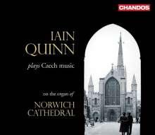 Tschechische Orgelwerke, CD