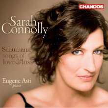 Sarah Connolly -Schumann-Songs of Love and Lost, CD