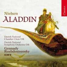 Carl Nielsen (1865-1931): Aladdin, CD