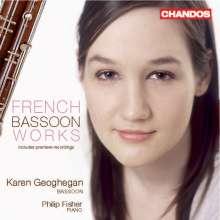 "Musik für Fagott & Klavier ""French Bassoon Works"", CD"