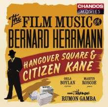 Bernard Herrmann (1911-1975): Citizen Kane (Filmmusik), CD