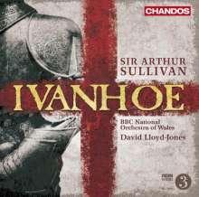 Arthur Sullivan (1842-1900): Ivanhoe, 3 CDs