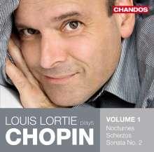 Louis Lortie plays Chopin Vol.1, CD