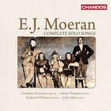 Ernest Moeran (1894-1950): Sämtliche Lieder, 2 CDs