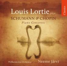 Louis Lortie plays Chscumann & Chopin, CD