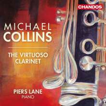 Michael Collins - The Virtuoso Clarinet, CD