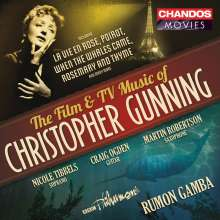 Christopher Gunning (geb. 1944): Film & TV Music, CD