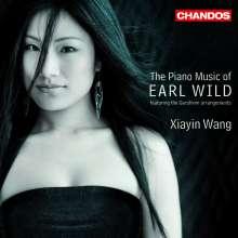 Xiayin Wang - The Piano Music of Earl Wild, CD