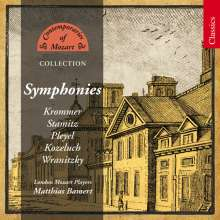 Symphonies of Contemporaries of Mozart, 5 CDs