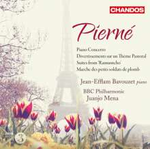 Gabriel Pierne (1863-1937): Orchesterwerke Vol.1, CD