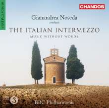 Gianandrea Noseda - The Italian Intermezzo, CD