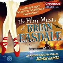 Brian Easdale (1900-1995): Filmmusik, CD