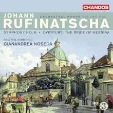 Johann Rufinatscha (1812-1893): Orchesterwerke Vol.1, CD