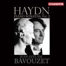 Joseph Haydn (1732-1809): Sämtliche Klaviersonaten Vol.2, CD